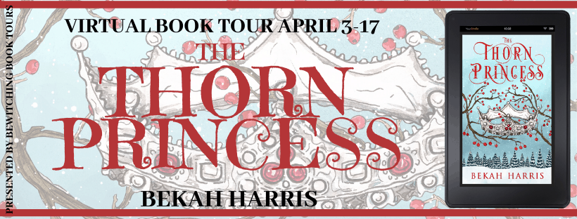 The Thorn Princess Book Tour